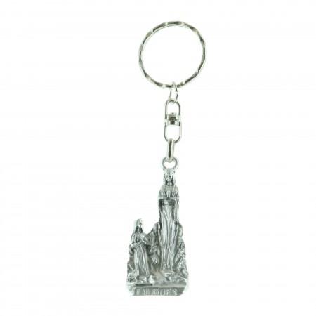 Porte-clés silhouette, Apparition de Lourdes