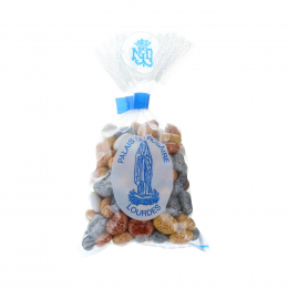 Fruit Gave pebbles candy bag 180 g
