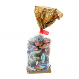 Almond Gave pebbles in a candy bag 250 g