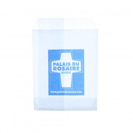 Set of 10 paper bags Palais du Rosaire 10 x 15 cm