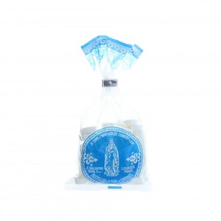 Sachet de 130g de pastilles menthe à l'eau de Lourdes