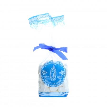 Pastiglie con acqua di Lourdes, sacchetto di 300g