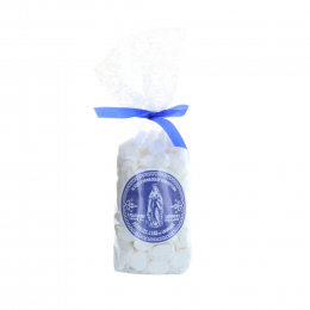 Sachet de 500g de pastilles menthe à l'eau de Lourdes