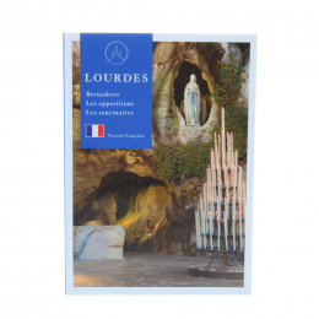 """Livre de Lourdes """"Lourdes Bernadette"""""""