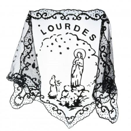 Mantille Apparition de Lourdes