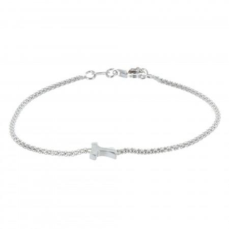 100% de qualité qualité supérieure Royaume-Uni disponibilité Bracelets Argent religieux - Palais du Rosaire