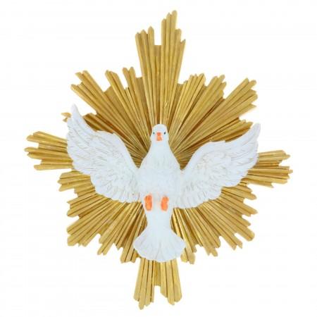 Holy Spirit frame 22 x 24 cm