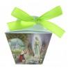 Boîte Bonbons Cailloux du Gave chocolat 60g et Apparition de Lourdes