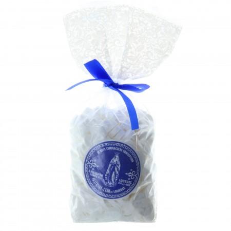 Sachet fond carton pastilles menthe à l'eau de Lourdes 1kg