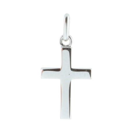 Pendentif croix Argent classique
