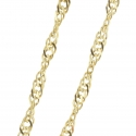 SIngapore mesh 9-carat gold chain 50 cm