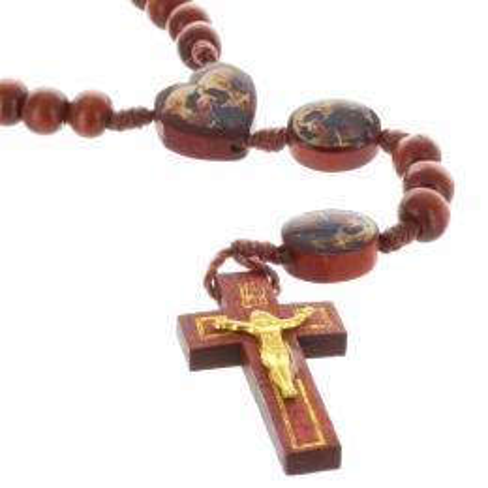 Chapelet corde de Marie qui défait les noeuds
