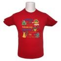 T-shirt enfant humoristique de Lourdes