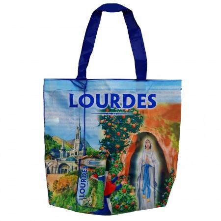 Sac de Lourdes avec son étui de rangement