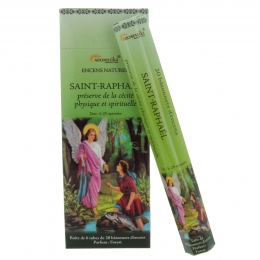 Saint Raphael 20 religious incense sticks