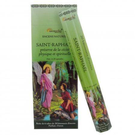 Encens religieux Saint Raphaël 20 bâtonnets
