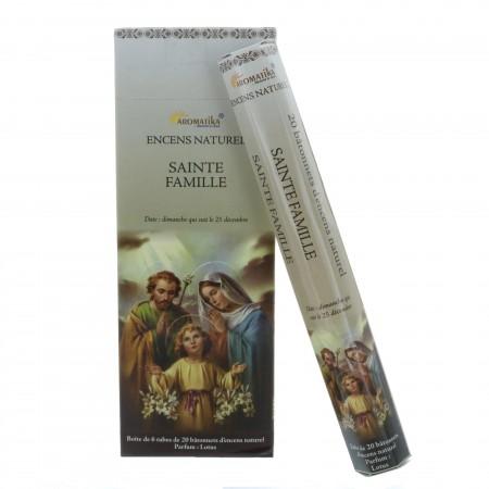 Encens religieux de la Sainte Famille 20 bâtonnets