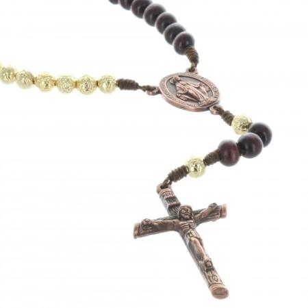 Chapelet corde de la Vierge Miraculeuse