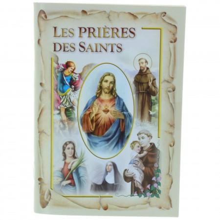 Livre Prières des Saints