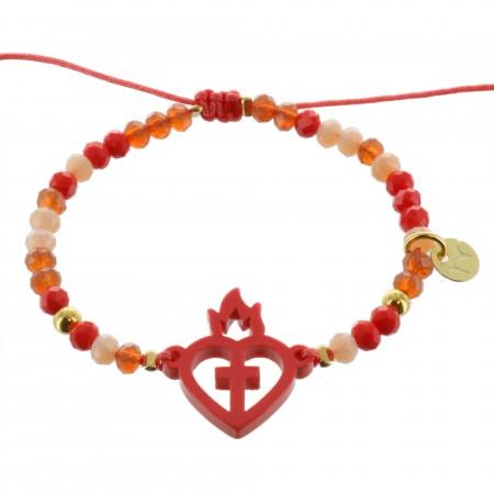 Bracelet du Sacré Coeur de Jésus