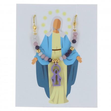 Collier de la Vierge Miraculeuse