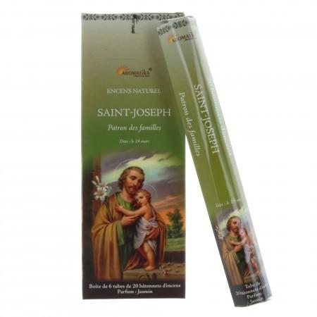 Encens religieux de Saint Joseph, 20 bâtonnets