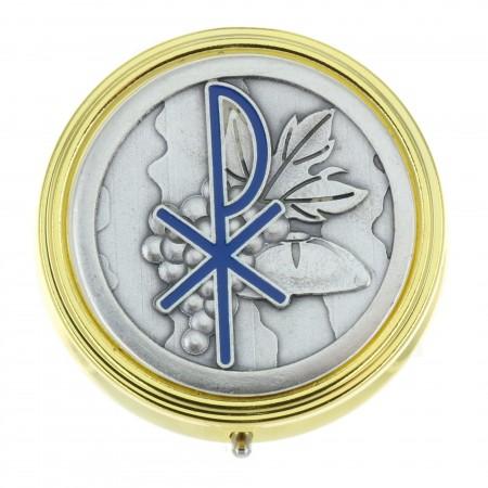 Custode avec la croix Pax 5,5 x 5,5cm