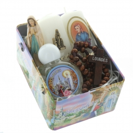 E-pilgrim's Lourdes box set