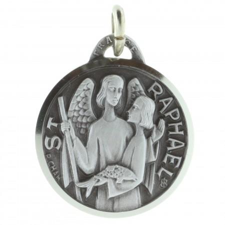 Médaille de Saint Raphaël argentée