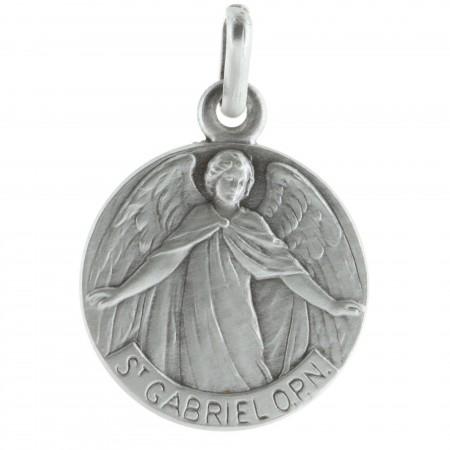 Médaille de Saint Gabriel argentée