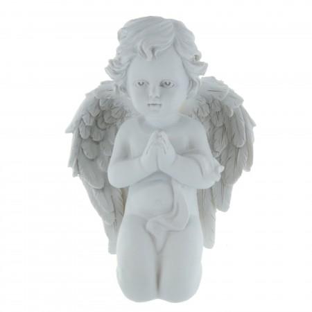 Statue Ange priant à genoux 14cm
