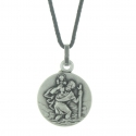 Saint Christopher Necklace with a prayer