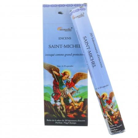 Encens religieux Saint Michel 20 bâtonnets