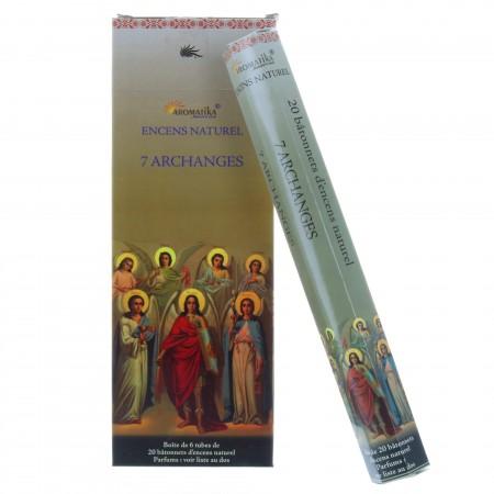 Encens religieux des 7 Archanges, 20 bâtonnets
