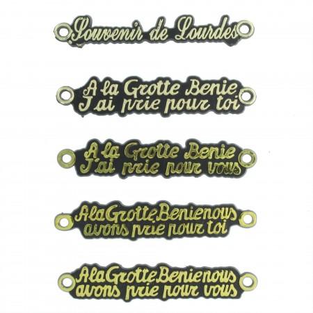Iscrizione modello piccolo per lapidi cimeteriale