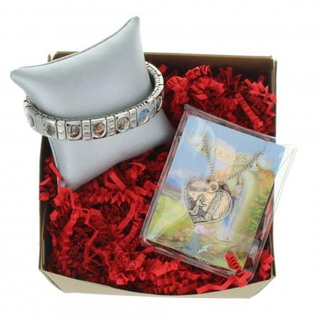 Coffret cadeau religieux de Noël, Mes bijoux religieux
