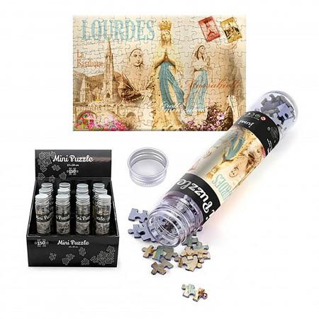 Lourdes Puzzle 15x10cm , 150pieces