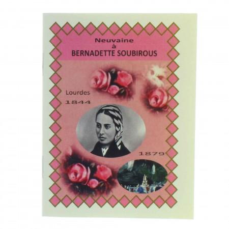 Livret de Neuvaine à Bernadette Soubirous