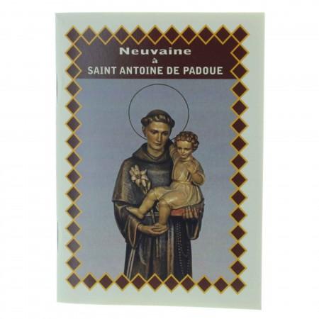 Livret de Neuvaine à Saint Antoine de Padoue