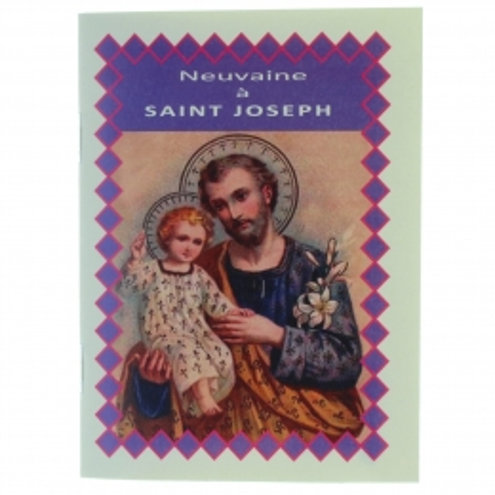 Livret de Neuvaine à Saint Joseph