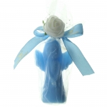 Natural soap angel statue 8cm