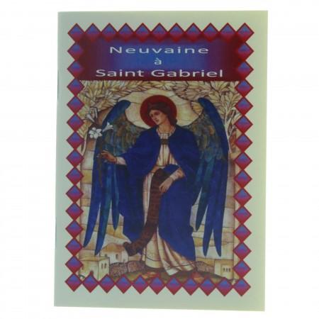 Livret de neuvaine à Saint Gabriel