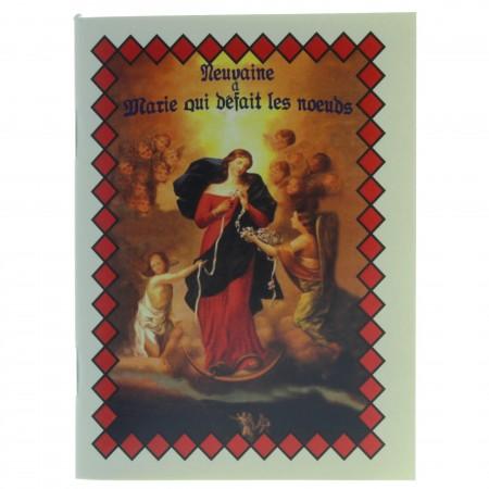 Livret de neuvaine à Marie qui défait les noeuds