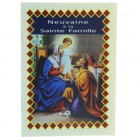Holy Family Novena booklet