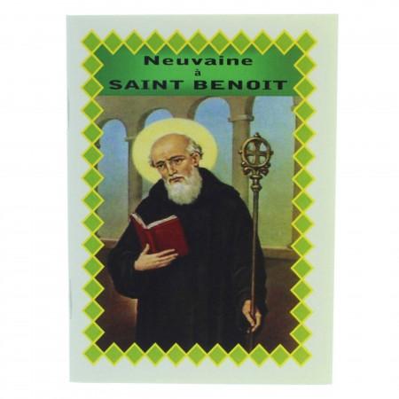 Livret de neuvaine à Saint Benoît
