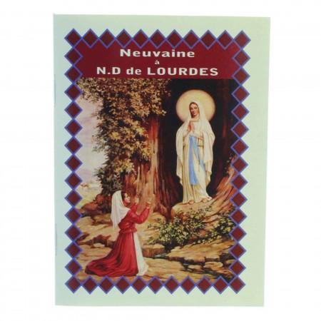 Livret de neuvaine à Notre Dame de Lourdes