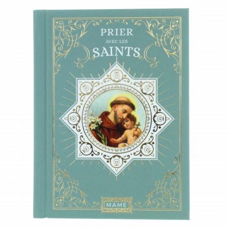 """Livre de prière """"Prier avec les Saints"""""""