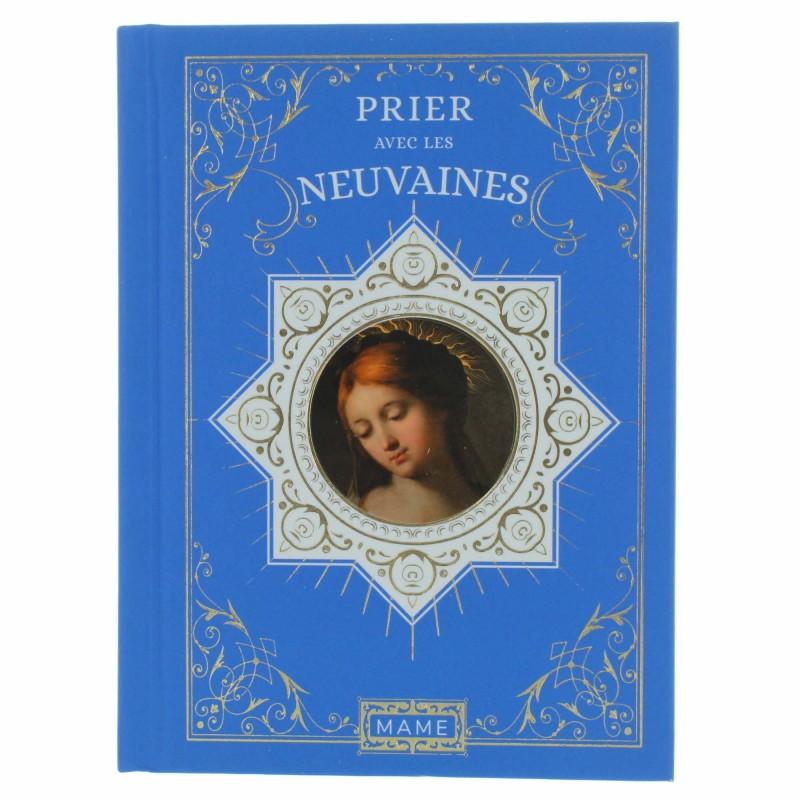 """Livre de prière """"Prier avec les Neuvaines"""""""