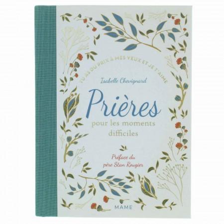 """Livre de prière """"Pour les moments difficiles"""""""