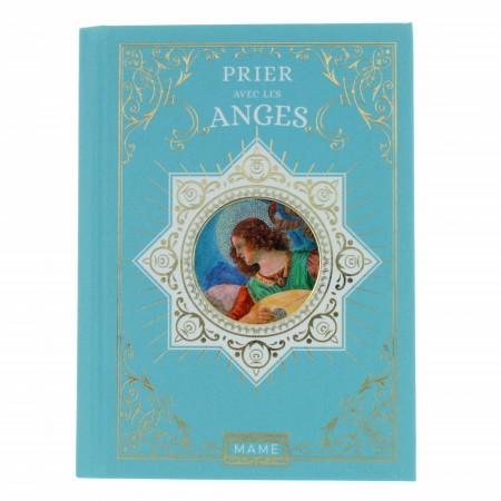 """Livre de prière """"Prier avec les Anges"""""""